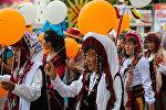 Оймо фестивалы. Архивдик сүрөт