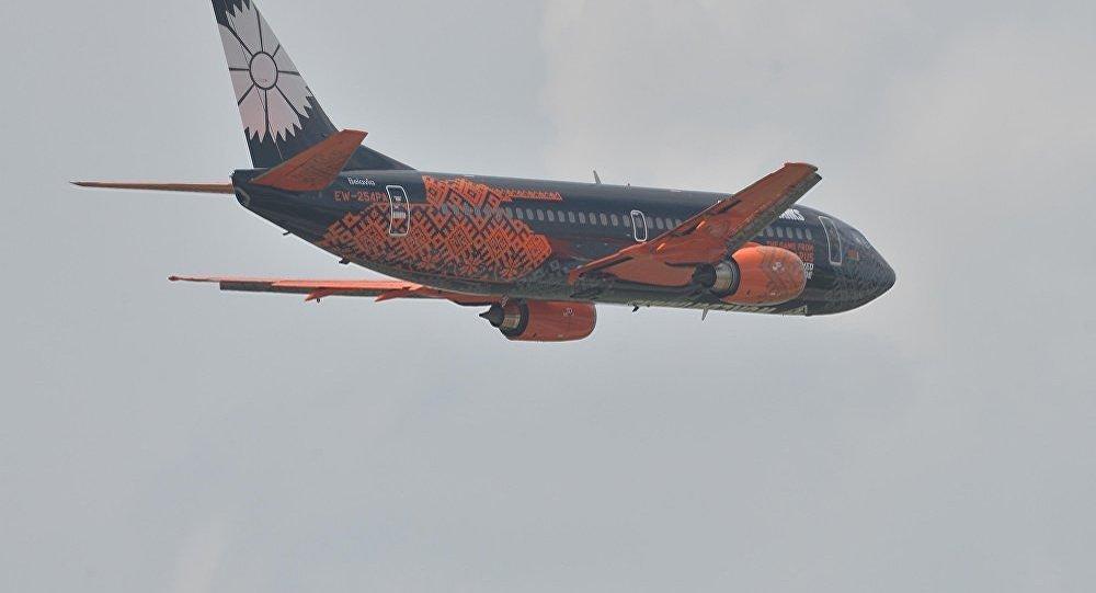 World ofTanks раскрасили белорусский самолет