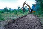 Строительство круговой велодорожки, ограниченной улицами Жукеева-Пудовкина – Токомбаева – Байтик Баатыра
