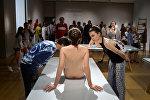 Выставка американского художника Пола Маккарти в Музее изящных искусств в Бильбао