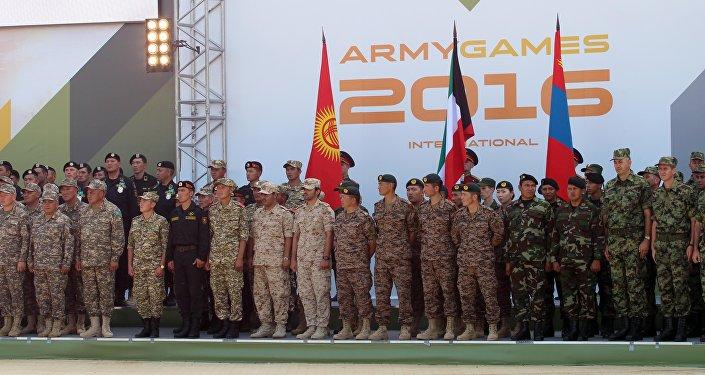 В субботу в подмосковном военно-патриотическом парке культуры и отдыха Патриот состоялось торжественное открытие Армейских международных игр АрМИ-2016.