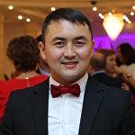 Журналист, преподаватель Исмаил Мамытов