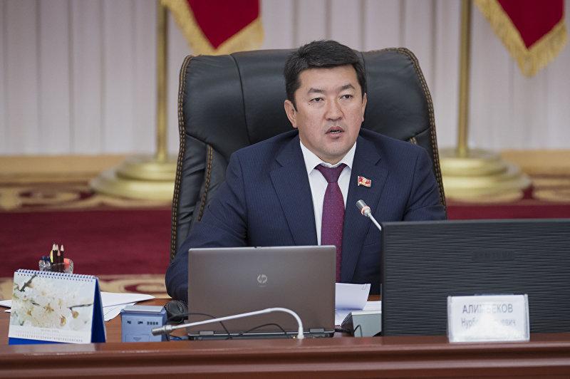 Нурбек Алимбеков покинул должность вице-спикера ЖК из-за поездки в Тайвань (видео)