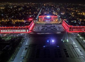 Бишкек шаарындагы Ала-Тоо аянты. Архив