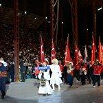 I Всемирные Игры Кочевников в Кыргызстане