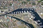 Порт в городе Ипсуич, Австралия. Архивное фото