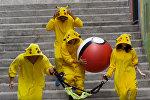 Pokemon Go. Возмездие: в швейцарском Базеле пикачу охотится на людей