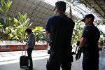 Испания полиция кызматкерлери. Архив