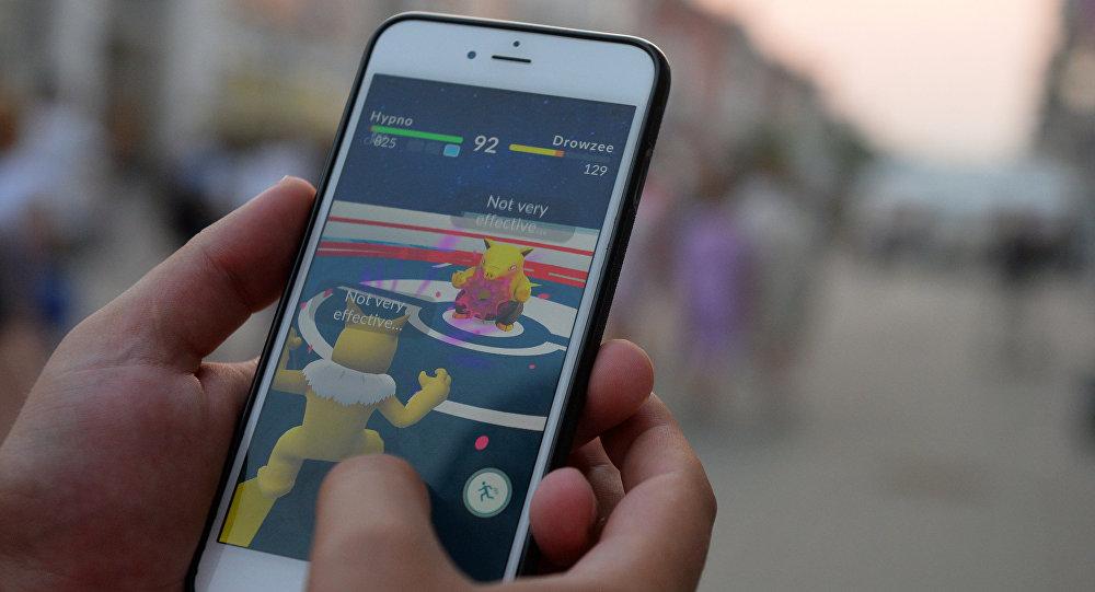 Иран первым вмире запретил Pokemon Go