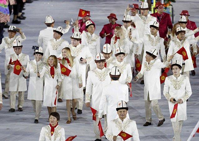 Рио Олимпиадасындагы Кыргызстандын 19 спортчусу. Архив