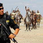 Ар Ми-2016  эл аралык армия оюндарында казакстандыктар байыркы зоотторду кийип чыгып, көрөрмандардын сүймөнчүлүгүнө ээ болушту