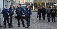 Полицейские Бельгии. Архивное фото