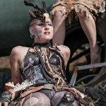 Германия музыка сүйүүчүлөр арасында Wacken Open Air фестивалы өттү
