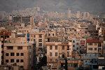 Тегеран шаарына көрүнүш. Архив