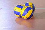 Волейбольные мячи. Архивное фото