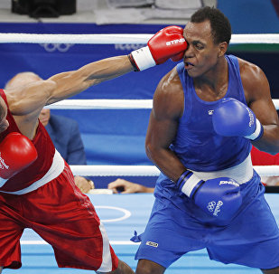 Олимпиада 2016. Бокс. Мужчины. Предварительный раунд. Категория до 81 кг