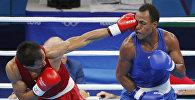 Олимпиада-2016. Бокс. Мужчины. Предварительный раунд. Категория — до 81 кг