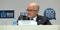 Глава МПК объявил об отстранении России от участия на Паралимпиаде-2016