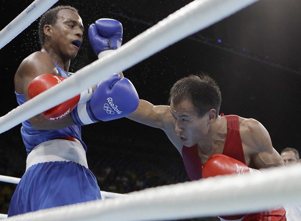 Эркин Олимпиадалык оюндарга биринчи жолу катышып жатат
