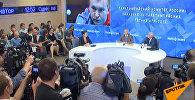 LIVE: Пресс-конференция с участием главы Паралимпийского комитета РФ Лукина