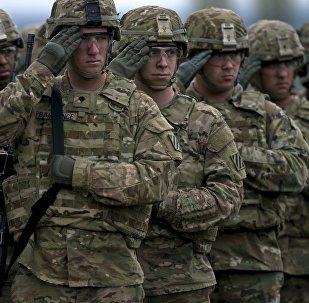 АКШнын армия кызматкерлери. Архив