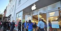 Американын Apple компаниясынын магазини. Архив