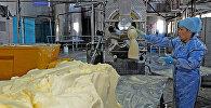 Завод по производству молочной продукции. Архивное фото