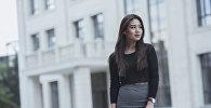 Кыргызстандын башкы инстаграм-жылдызы Айжан Асемова