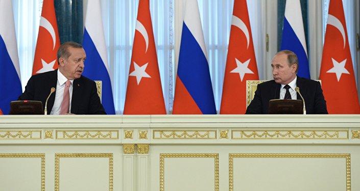 «Разрядка» Путина иЭрдогана
