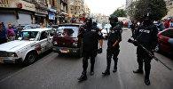 Египеттин полиция кызматкерлери. Архив