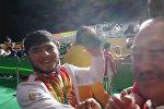 Рио-2016: жеңиштин көз жашы жана күйөрмандардын сүрөөнү