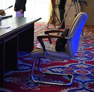 Президент креслосу. Архивдик сүрөт