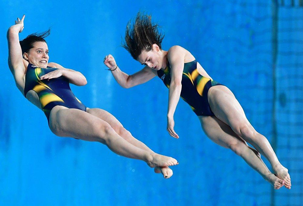 Австралиялык спортчулар Мэддисон Кин менен Анабелль Смиттин финалга чыгуу жан далбасы