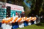 Благотворительная акция От сердца к сердцу в городе Нарын