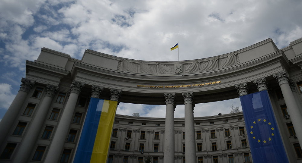 Допрыгались: Российская Федерация может порвать дипотношения с государством Украина. 12августа 2016 00:58