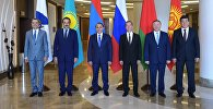 Встреча глав правительств стран Евразийского экономического союза в узком составе
