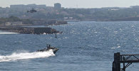 """Российские военные атаковали """"диверсантов"""" на учениях Черноморского флота"""