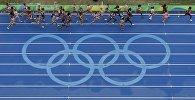 Олимпиада 2016. Легкая атлетика. Финал. Женская 10,000m