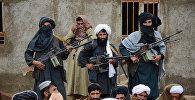 Талибан кыймылы. Архивдик сүрөт
