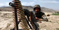 Афган аскер жоокери. Архив