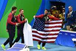 Олимпиада оюндарында 23 ирет чемпион аталган Майкл Фелпс