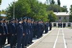 Военнослужащие авиабазы ОДКБ Кант. Архивное фото