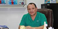 Интервью с директором Научно-исследовательского центра травматологии и ортопедии Сабырбеком Джумабековым