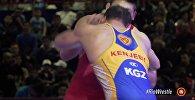 Броски и приемы. Видеопредставление Кенжеева и соперников на Олимпиаде