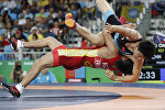 Олимпиада-2016. Греко-римская борьба. Мужчины. Весовая категория — до 59 кг