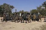 Радикалдык исламдык Боко Харам тобу. Архив