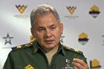 Шойгу рассказал, как Путин помог избежать массированного удара по Сирии