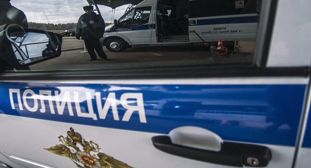 Полиция автоунаасы. Архив