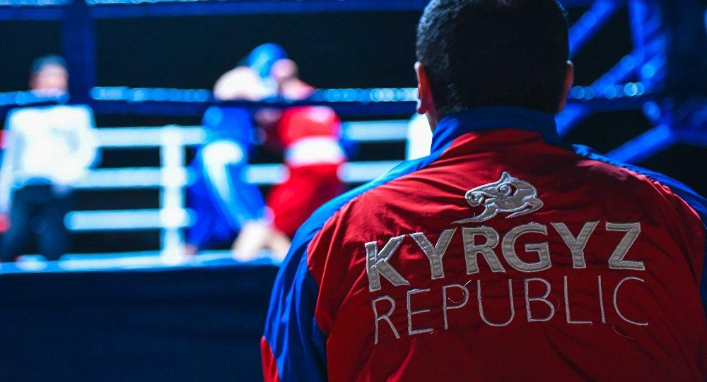 Тренер кыргызстанской сборной. Архивное фото