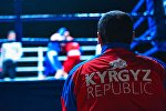 Соревнование по боксу. Архивное фото
